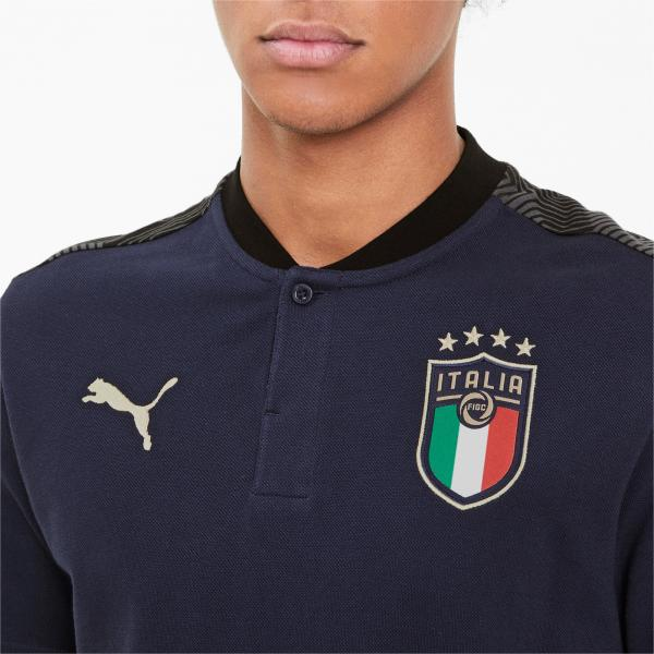 Figc Casuals Polo FIGC Store