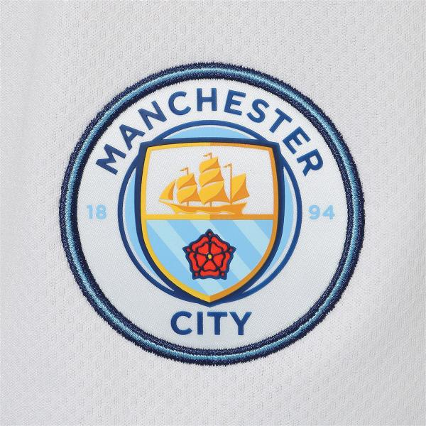 Puma Pantaloncini Gara Home & Away Manchester City   20/21 Bianco Tifoshop