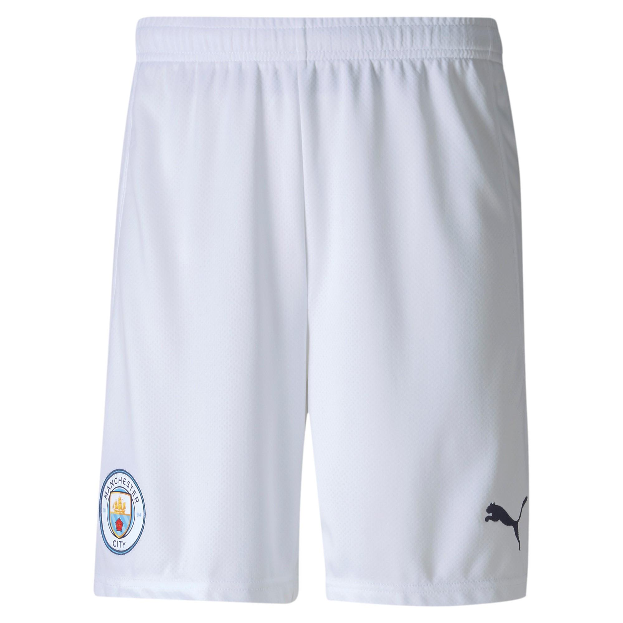Puma Pantaloncini Gara Home & Away Manchester City   20/21