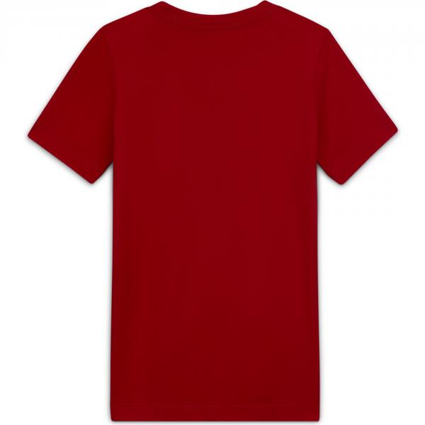 Nike T-shirt  Liverpool Junior  20/21 Rosso Tifoshop