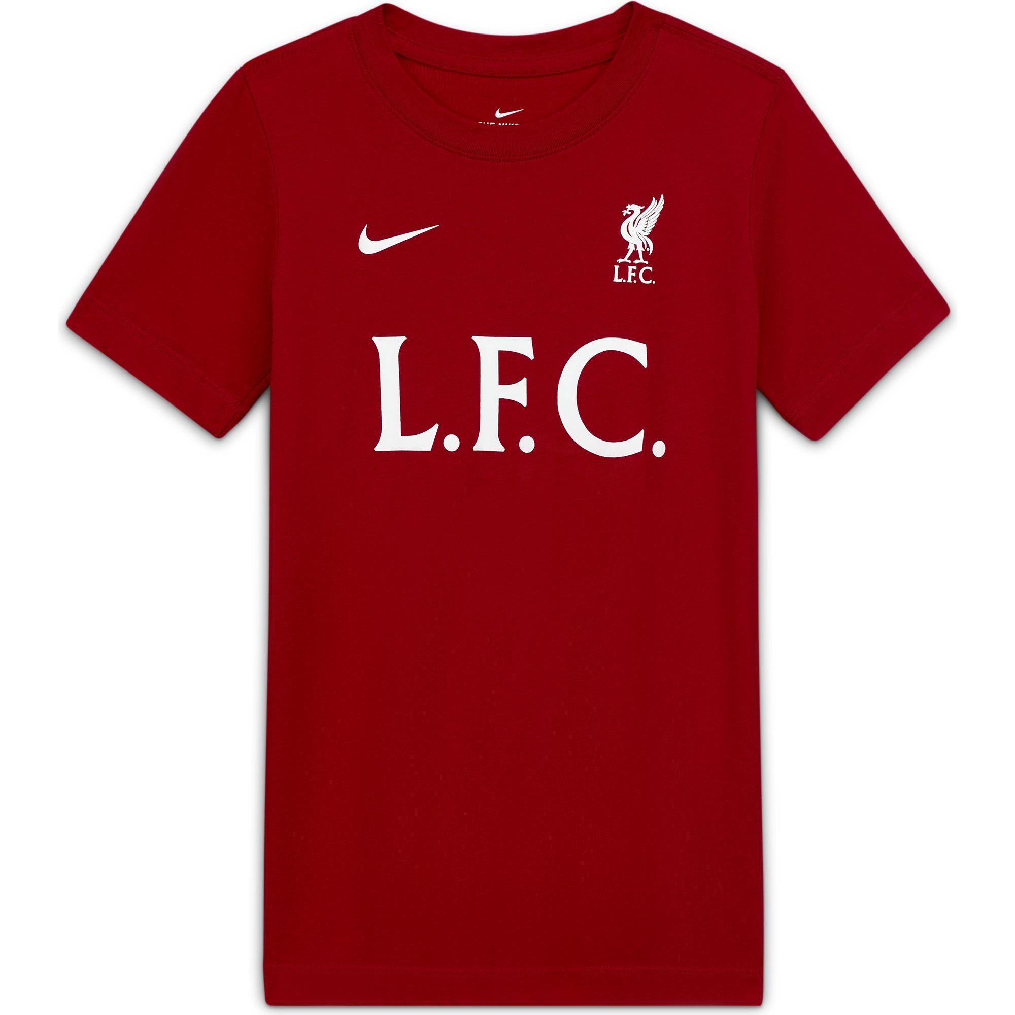 Nike T-shirt  Liverpool Junior  20/21