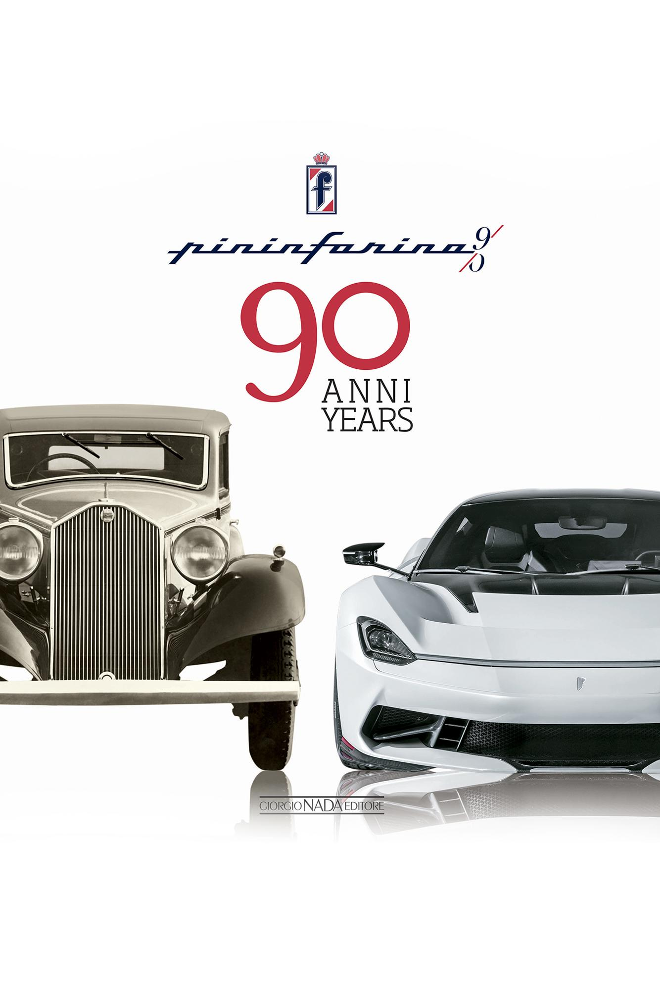 Pininfarina 90 Years Hardcover
