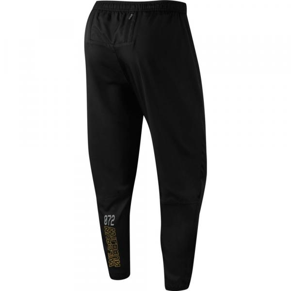 Nike Pantalone Essential Wild Run Nero Tifoshop