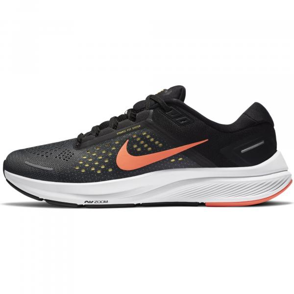 Nike Scarpe Air Zoom Structure 23 Antracite Tifoshop
