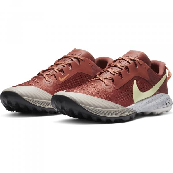 Nike Schuhe Air Zoom Terra Kiger 6 CLAYSTONE RED/LIFE LIME-HEALING ORANGE Tifoshop