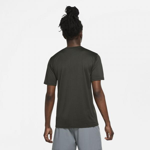 Nike T-shirt Dri-fit Verde Tifoshop