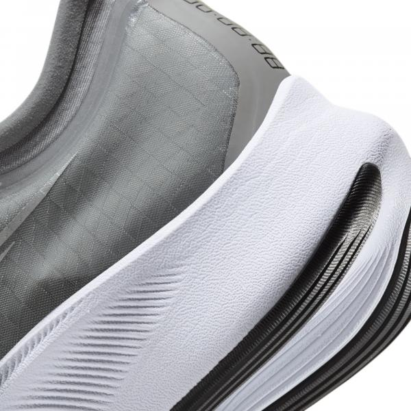 Nike Shoes Zoom Fly 3 PARTICLE GREY/METALLIC SILVER-BLACK Tifoshop