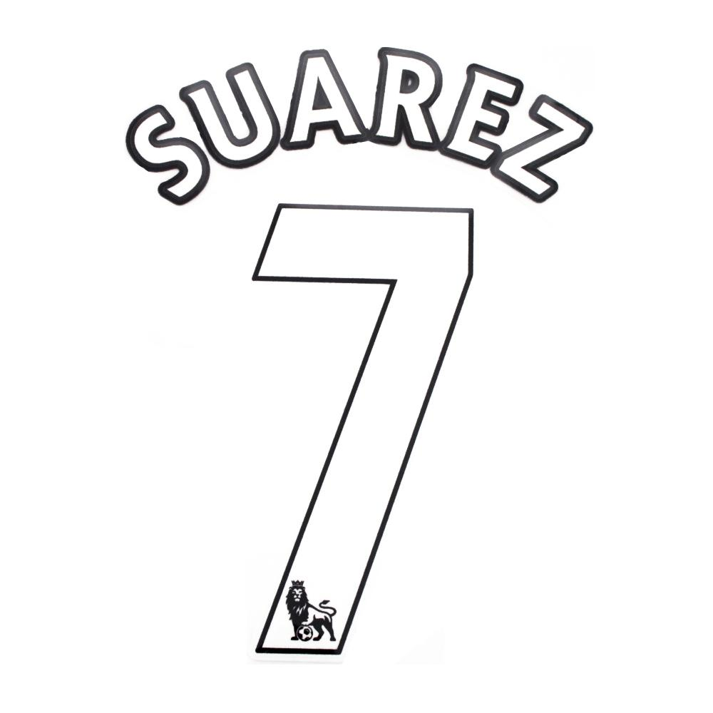 Sporting Id Official Number And Name  Liverpool