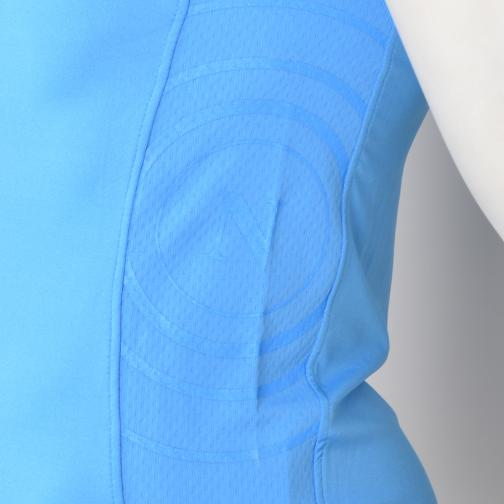 Macron Jersey Champions League Naples   13/14 LIGHT BLUE Tifoshop