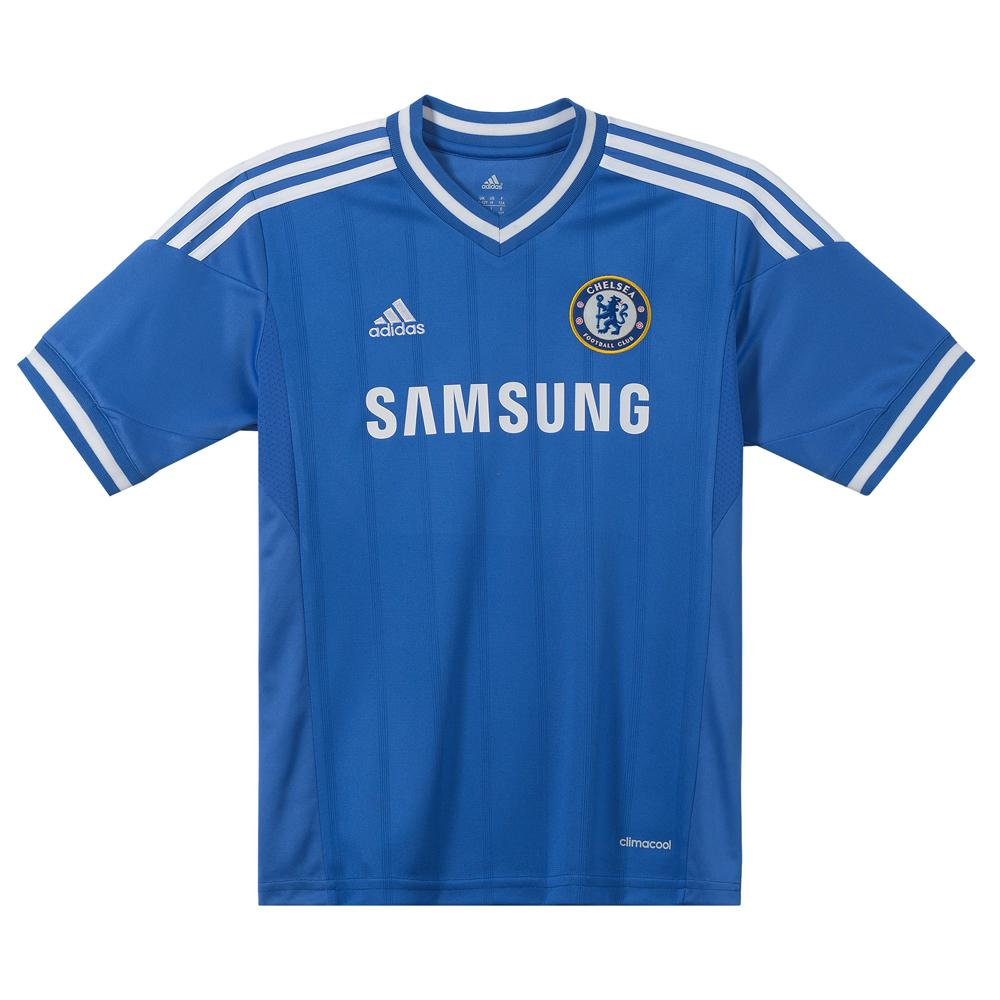 Adidas Shirt Home Chelsea Juniormode  13/14
