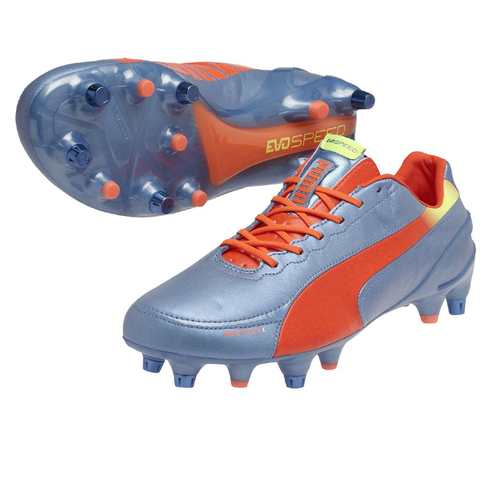 Puma Football Shoes Evospeed 1.2 L Mixed Sg