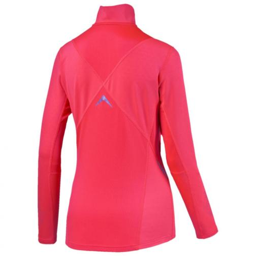 Puma Sweater Nightcat Pwrwarm L/s W  Woman fiery coral Tifoshop