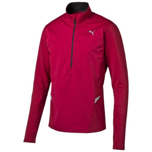 Puma Trikot Pwrwarm L/s 1/2 Zip scooter Tifoshop