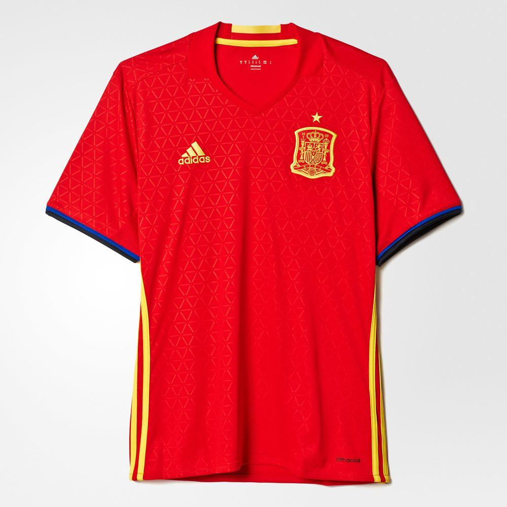 Adidas Jersey Home Spain   16/18