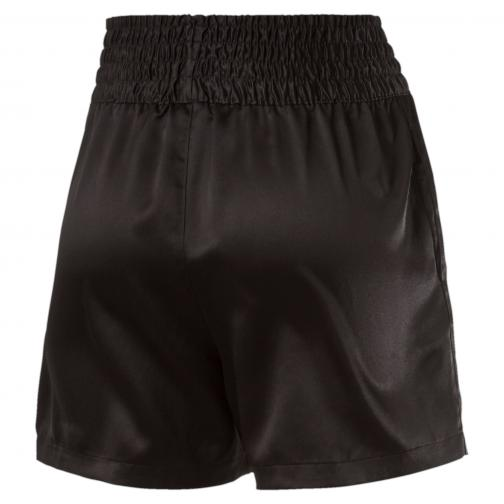 Puma Short Pants Speed Font Short  Woman Puma Black Tifoshop