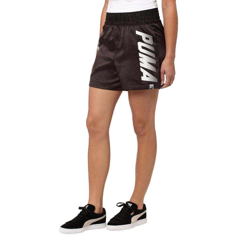 Puma Short Pants Speed Font Short  Woman