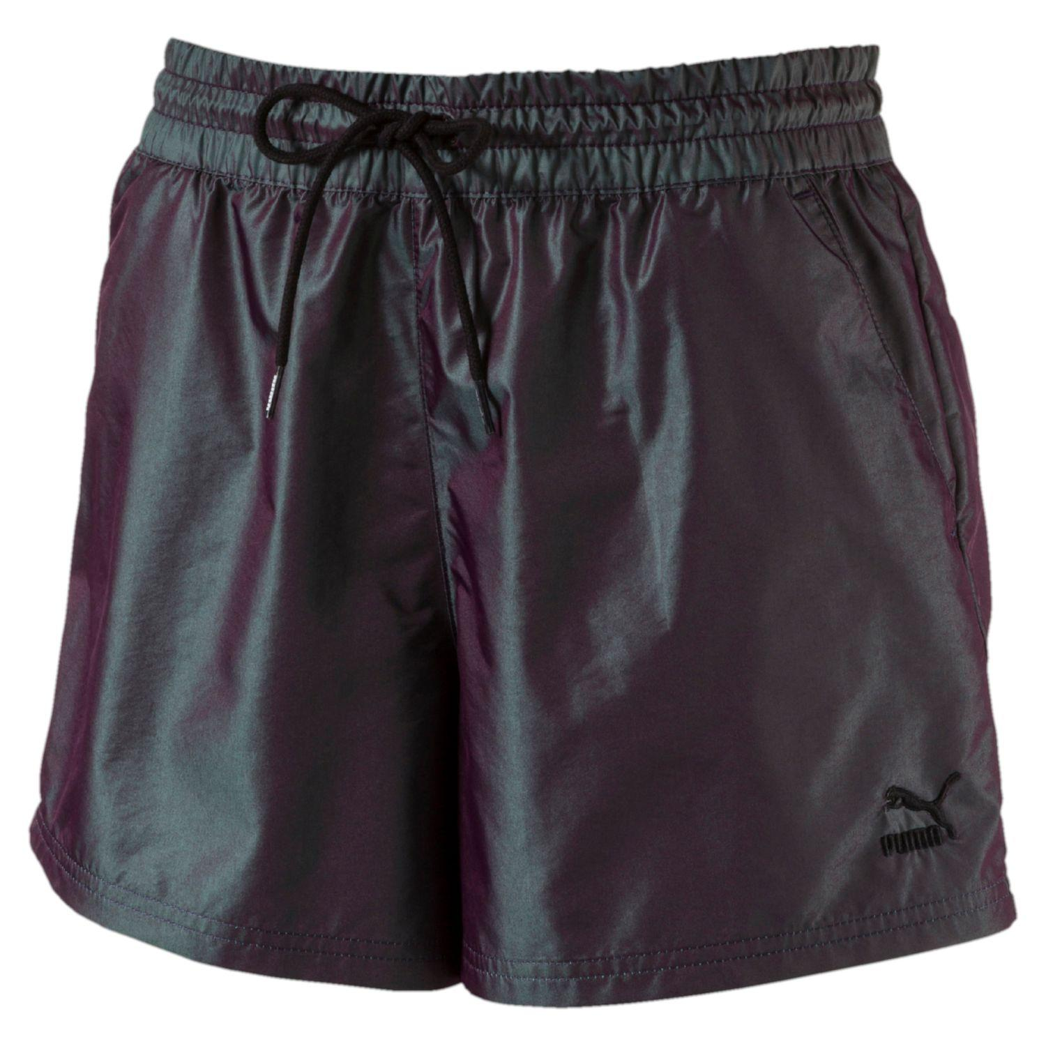 Puma Short Pants Irridescent  Woman