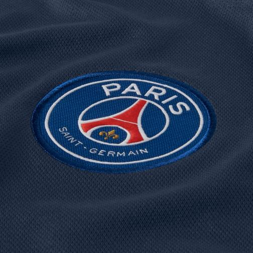 Nike Shirt Home Paris Saint Germain   17/18 MIDNIGHT NAVY/WHITE Tifoshop