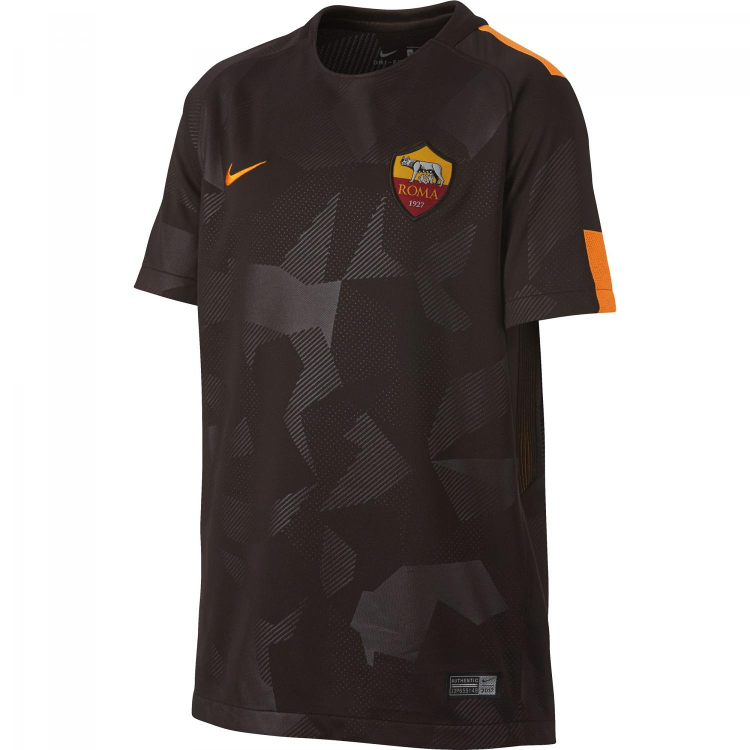 Nike Jersey Third Roma Junior  17/18