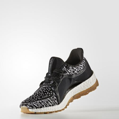 Adidas Shoes Pureboost X All Terrain  Woman CORE BLACK/FTWR WHITE/CORE BLACK Tifoshop