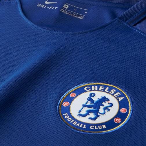 Nike Jersey Home Chelsea   17/18 RUSH BLUE/WHITE/WHITE_ Tifoshop