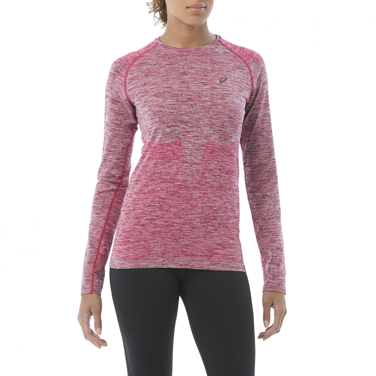 Asics Sweater Seamless Ls  Woman