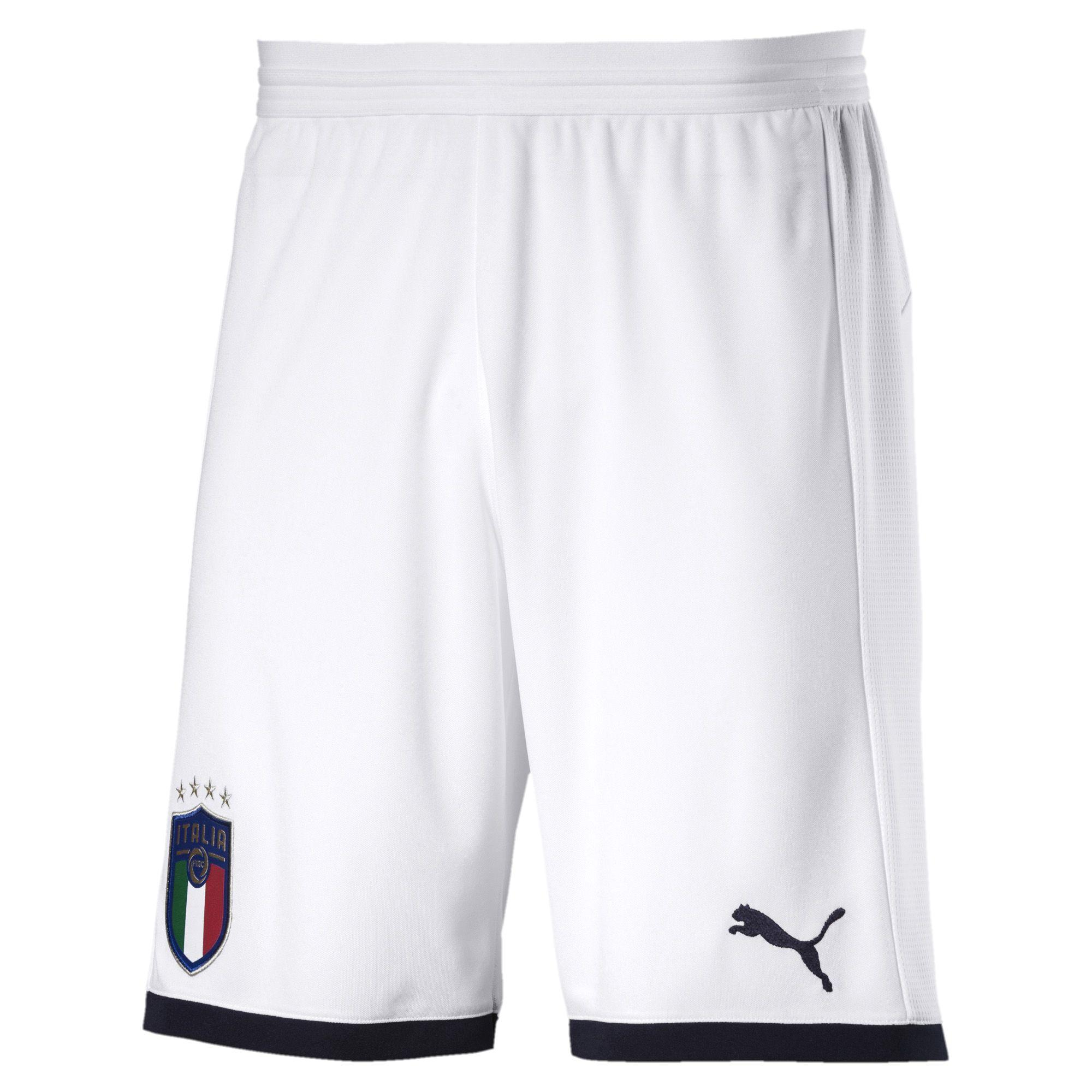 Puma Game Shorts Home Italy   18/20