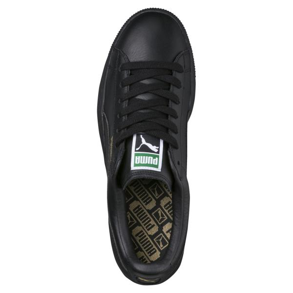 Puma Shoes Basket Classic Lfs black-team gold Tifoshop