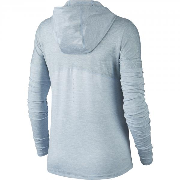 Nike Sweatshirt  Woman OCEAN BLISS/HTR Tifoshop