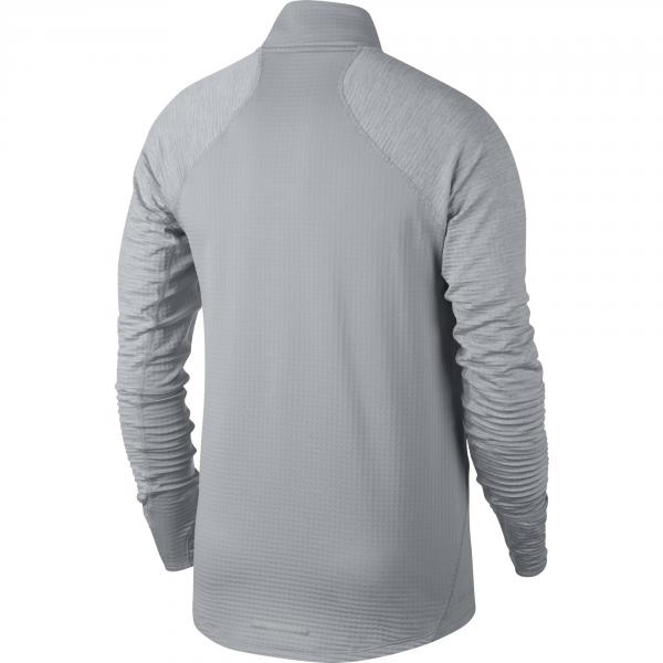 Nike Sweater Therma Sphere WOLF GREY/WOLF GREY/HTR Tifoshop
