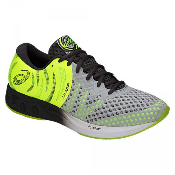 Asics Shoes Noosa Ff 2 GLACIER GREY/DARK GREY/SAFETY YELLOW Tifoshop