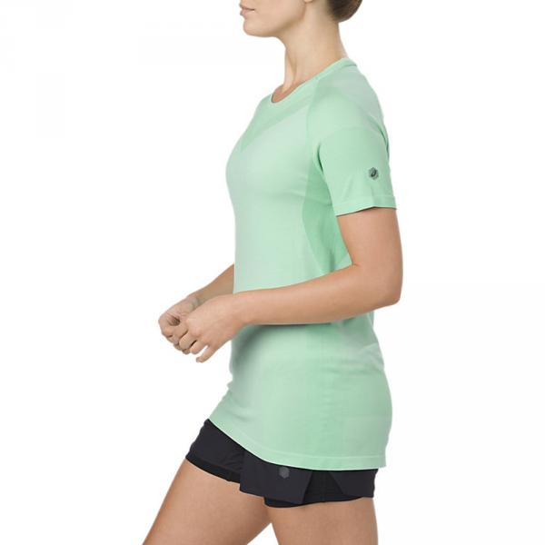 Asics T-shirt Cool  Damenmode OPAL GREEN Tifoshop