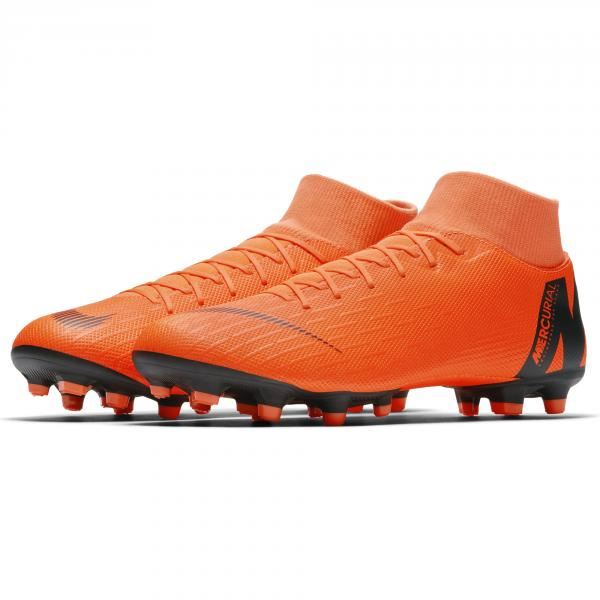 Nike Fußball-schuhe Superfly 6 Academy Fg/mg TOTAL ORANGE/BLACK-TOTAL ORANGE-VOL Tifoshop