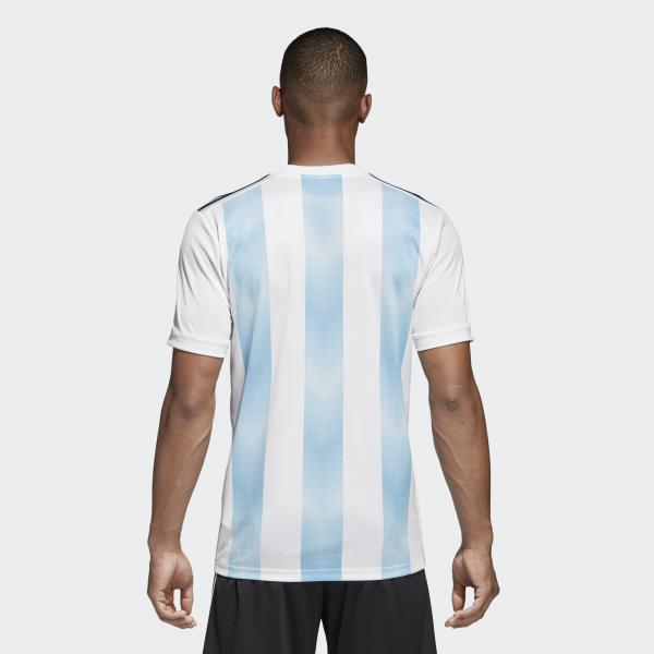 Adidas Jersey Home Argentina   18/20 White/Clear Blue/Black Tifoshop