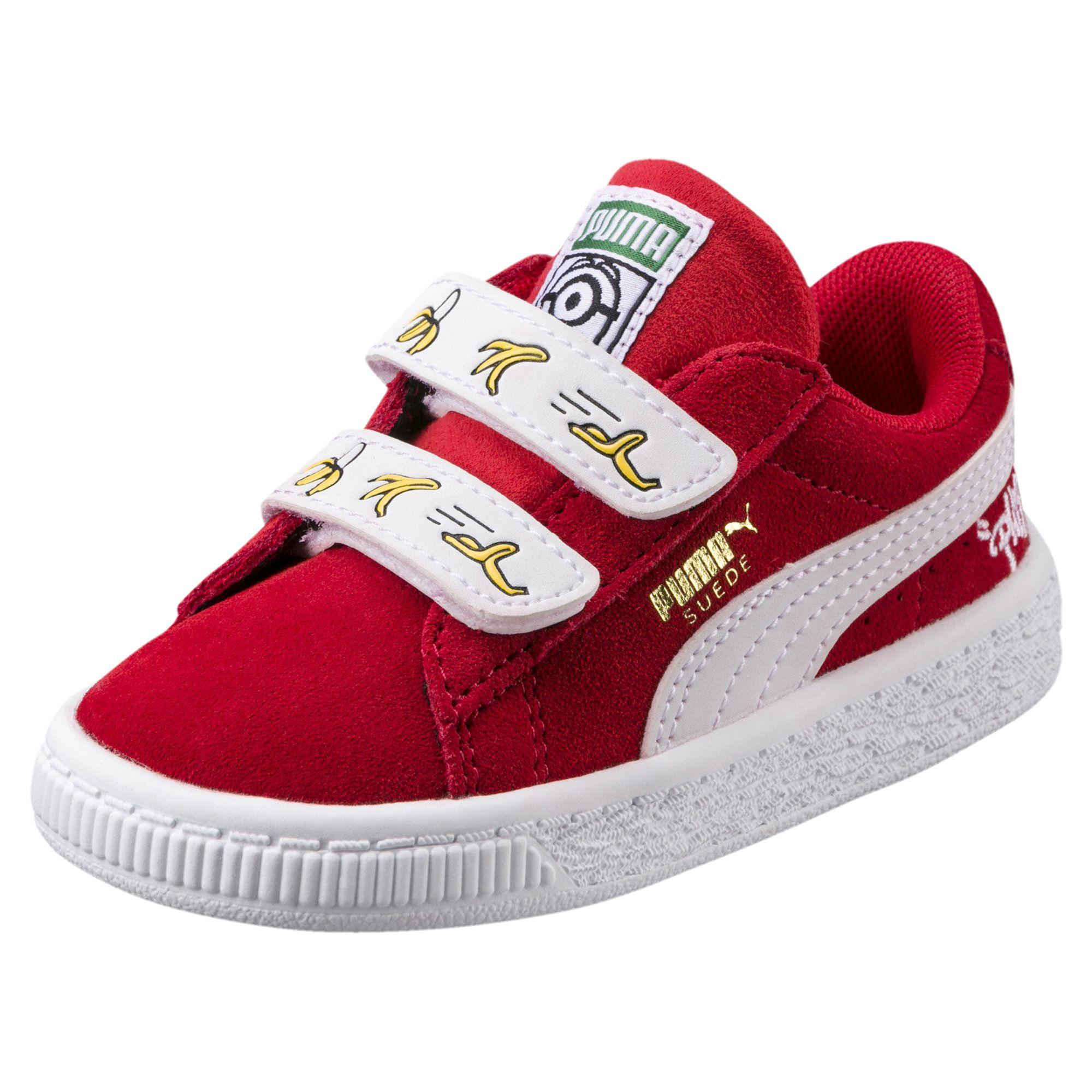 Puma Shoes Minions Suede V Ps  Junior