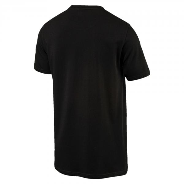Puma T-shirt Archive Logo COTTON BLACK Tifoshop