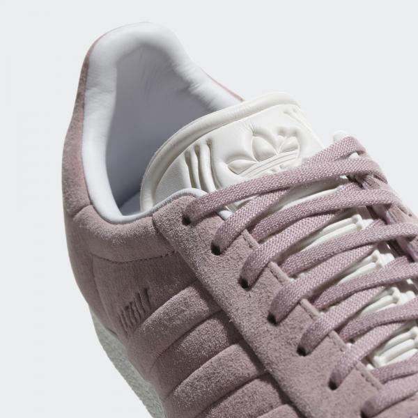 Adidas Originals Shoes Gazelle Stitch And Turn  Woman Pink Tifoshop