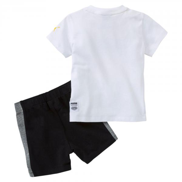 Puma Kit Justice League  Junior Puma White Tifoshop