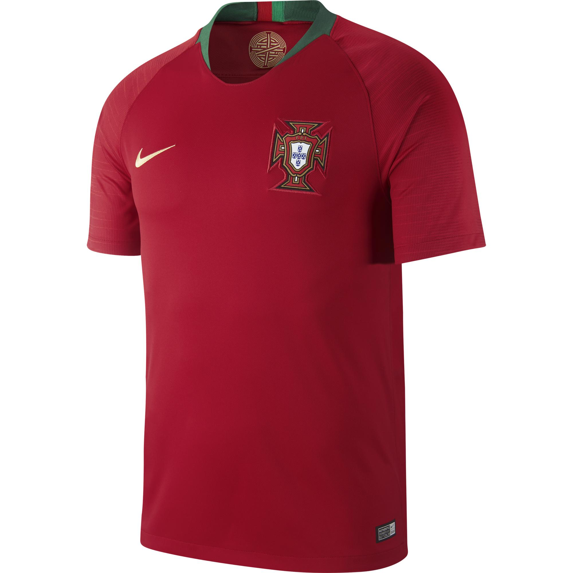 Nike Jersey Home Portugal   18/20