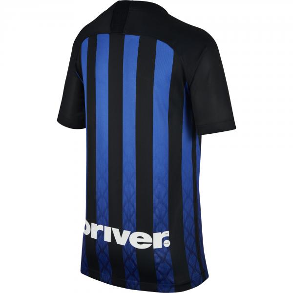 Nike Jersey Home Inter Junior  18/19 BLACK/TRULY GOLD Tifoshop
