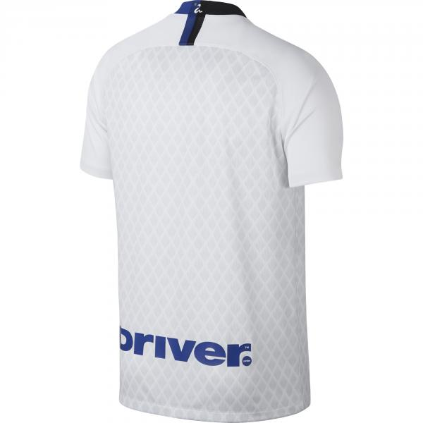 Nike Jersey Away Inter   18/19 WHITE/BLACK Tifoshop