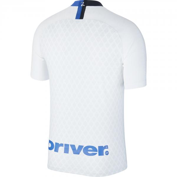 Nike Authentic Jersey Away Inter   18/19 White Black Tifoshop