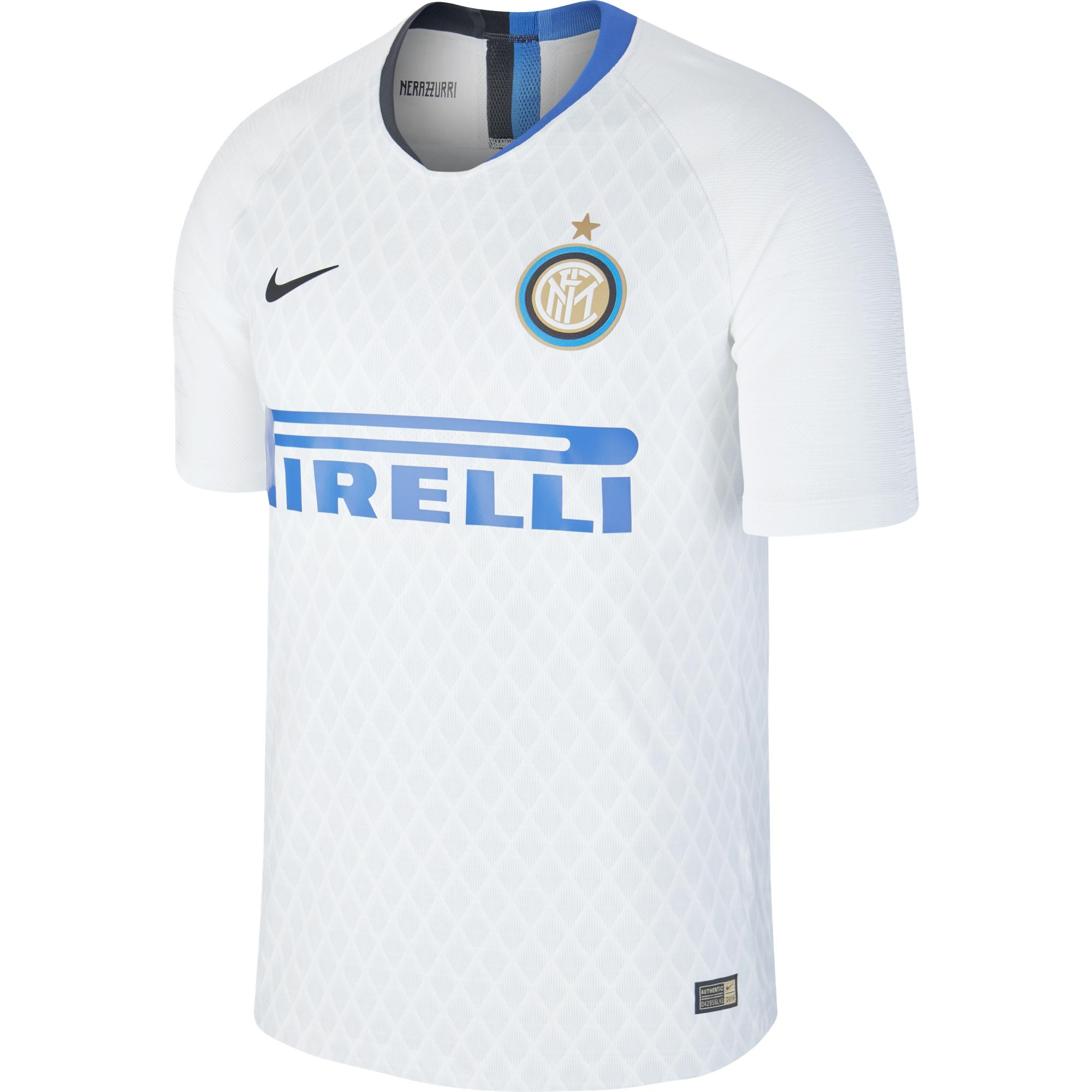 Nike Authentic Jersey Away Inter   18/19