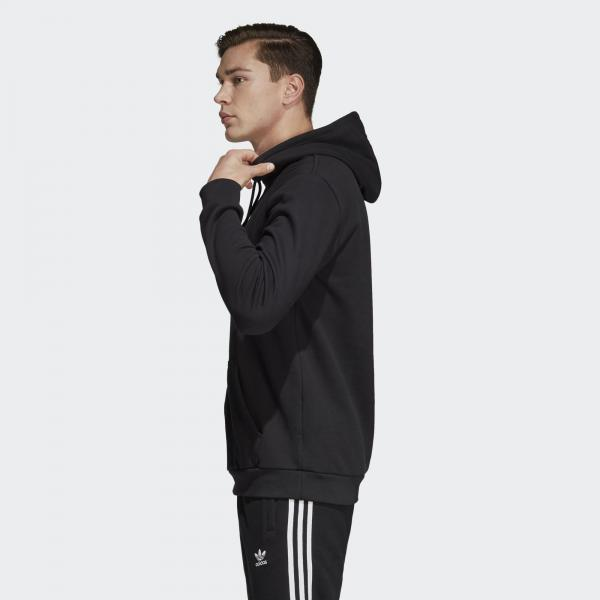 Adidas Originals Sweatshirt Trefoil Black Tifoshop