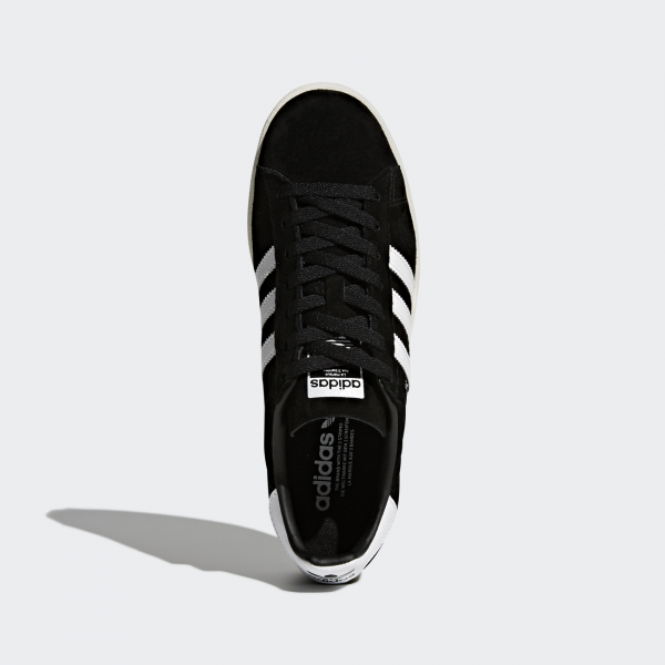 Adidas Originals Schuhe Campus Core Black/Footwear White/Chalk White Tifoshop