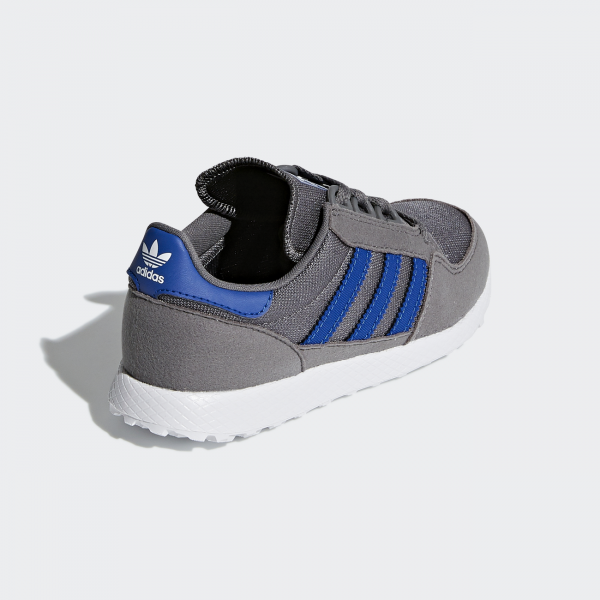 Adidas Originals Scarpe Forest Grove  Junior Grigio Tifoshop