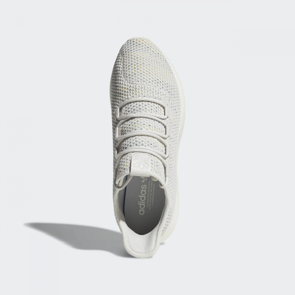Adidas Originals Shoes Tubular Shadow Ck grey one f17/cloud white/raw green Tifoshop