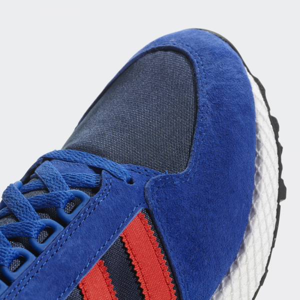 Adidas Originals Scarpe Forest Grove Blu Tifoshop