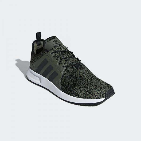 Adidas Originals Shoes X_plr base green/core black/ftwr white Tifoshop