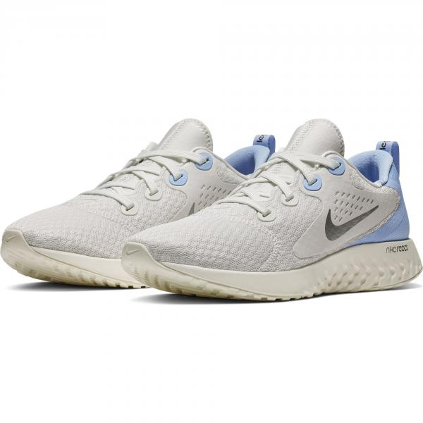 Nike Scarpe Legend React  Donna Platino Tifoshop